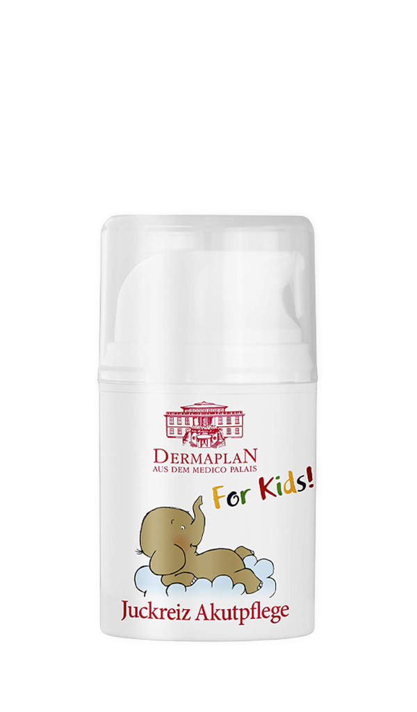 Dermaplan Juckreiz Akutpflege for Kids